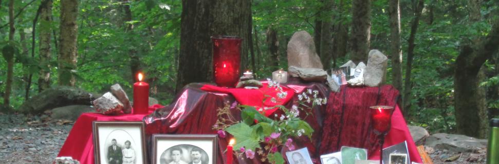 Grief Ritual, Tears of Motherhood, July 25