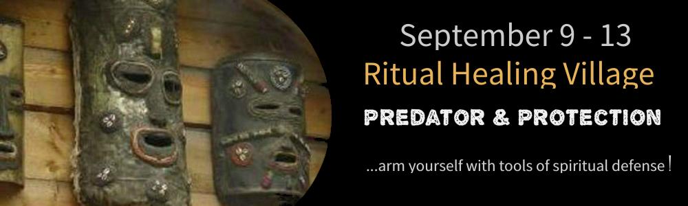 RHV: Predator & Protection, Sept 9-13